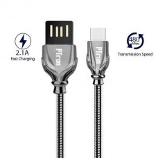 FALCON PRO TYPE C METAL CABLE  2.1A