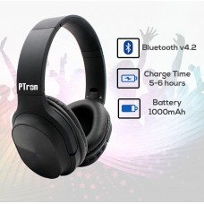 SOUNDSTER BLUETOOTH V4.2 HEADPHONE WITH TF CARD SLOT