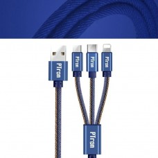 INDIGO 3 IN 1 DATA CABLE
